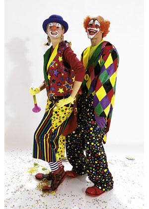 Классические карнавальные костюмы.