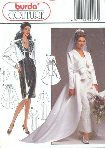 Свадебные платья выкройки и фото.