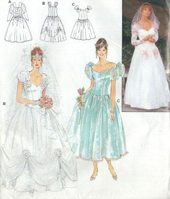 Как сшить свадебное платье выкройки.  Это фото можно просмотреть в...