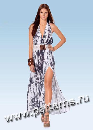 Бурда мода летнее платье в Дедовске