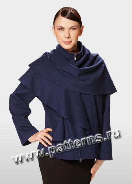 Выкройка Burda (Бурда) — Куртка