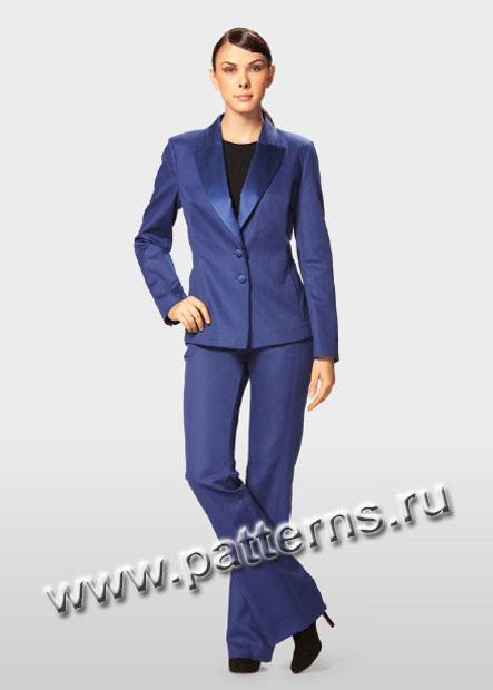 Бурда костюмы женские