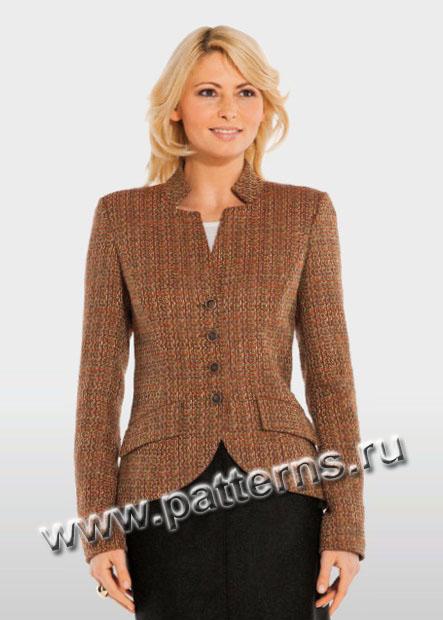 Мода для невысоких женщин : BURDA, Модные выкройки для рукодельниц
