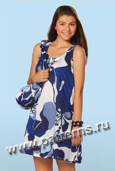 девушка в платье фото вязаные платья