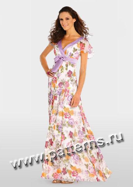 Шьем вечерние платья! (описание и выкройки .  - LiveInternet.ru.