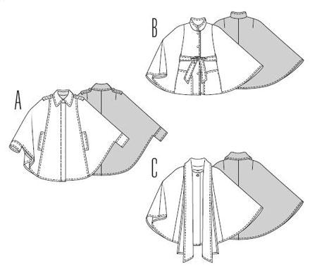 Выкройка блузки для девочки 11 лет