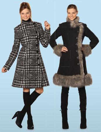 Пальто womanew ru выкройка женского пальто