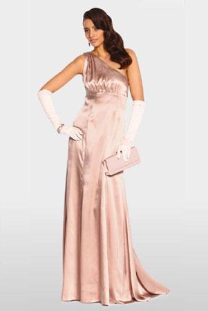 Выкройка Burda (Бурда) — Вечернее платье