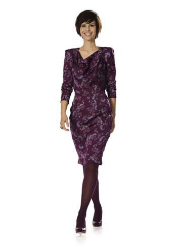Выкройка burda бурда — платье жакет