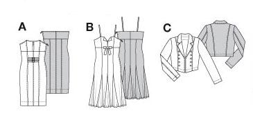 Облегающее платье-корсаж А без бретелей великолепно сядет по фигуре за счет корсажных косточек