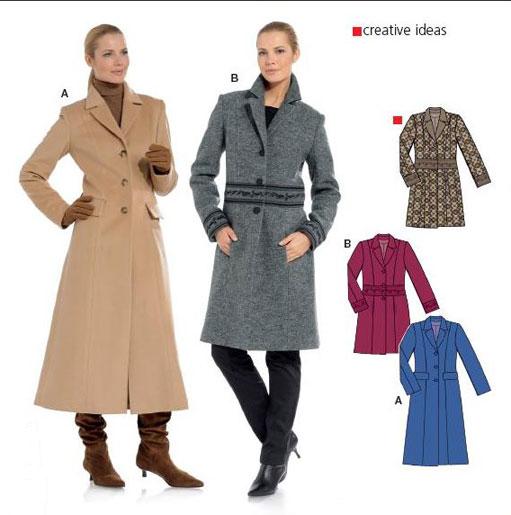 Пальто бурда ::
