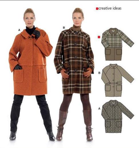 Выкройки Пальто Для Барби