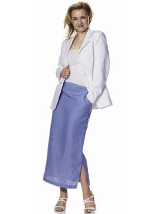 длинная юбка выкройка - Мода и модные.