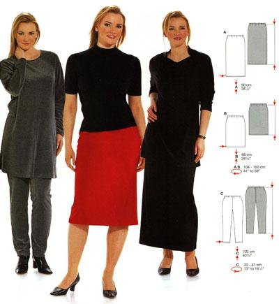зимние юбки крючком вязание