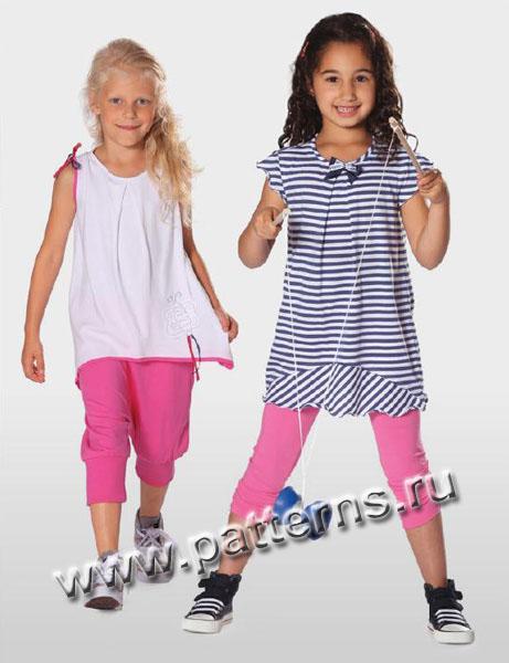 Выкройка школьных брюк для девочки детская бурда