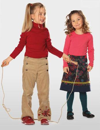Носочки детские спицами