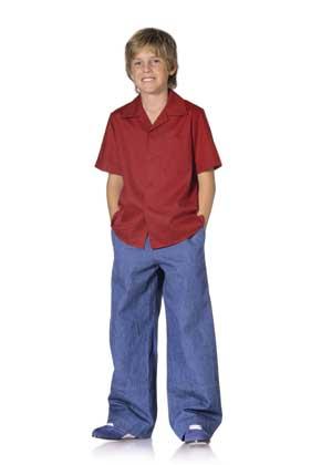 Выкройка Burda (Бурда) — Рубашка, брюки